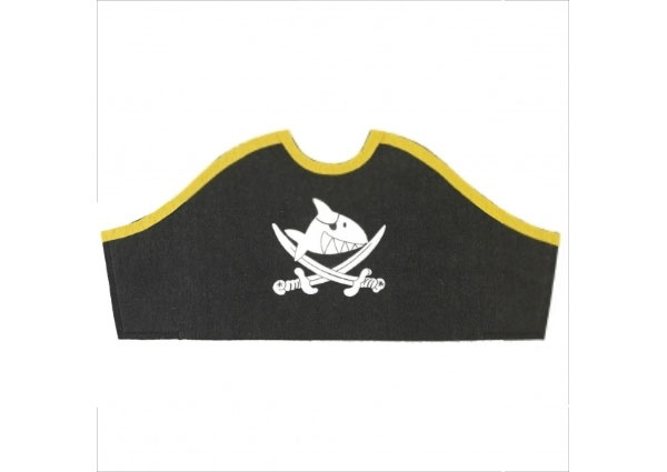 Capt´n Sharky Piratenhut