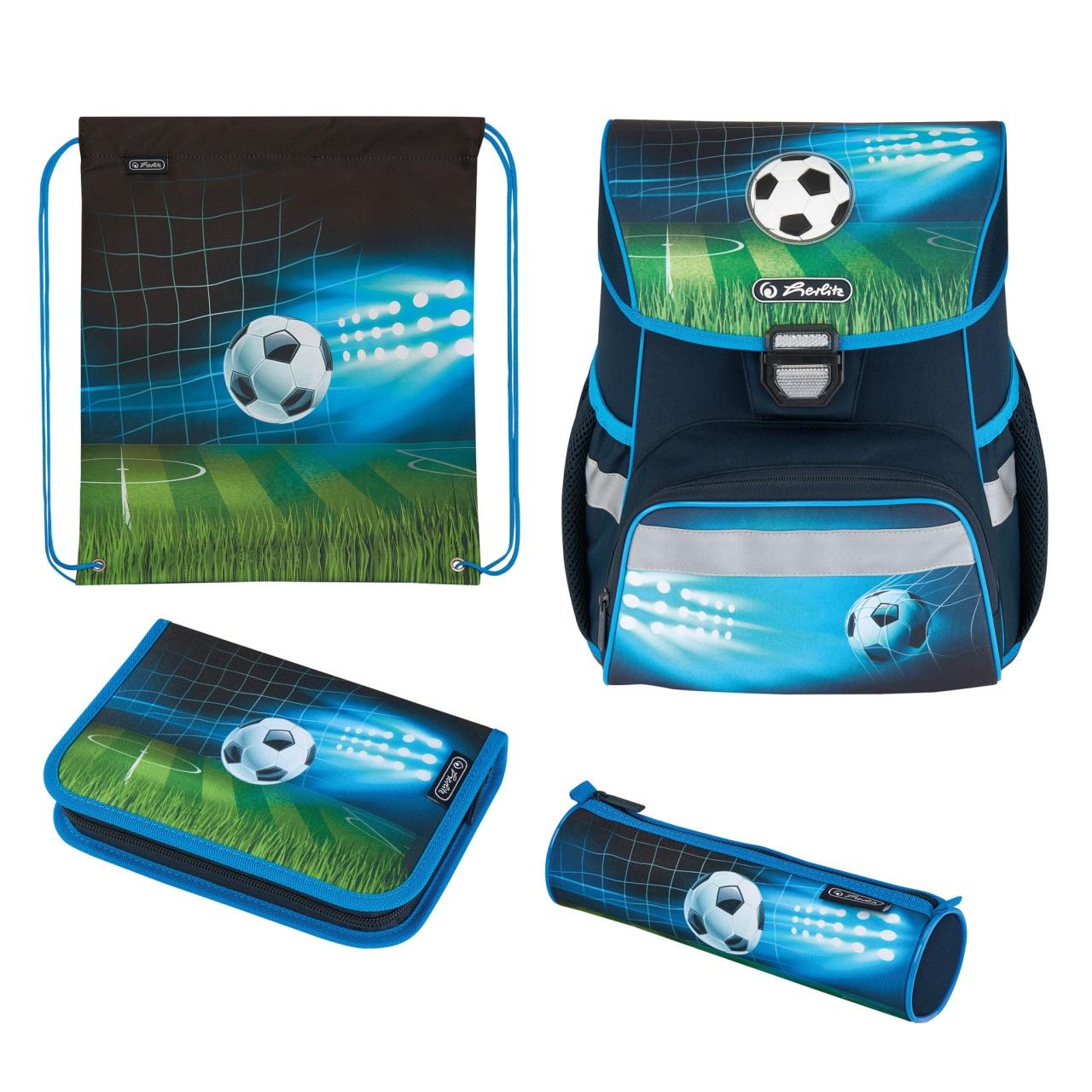 Herlitz Schulranzen Loop Plus Soccer