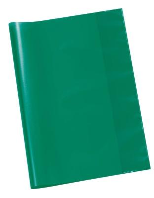 Hefthülle A4 grün transparent
