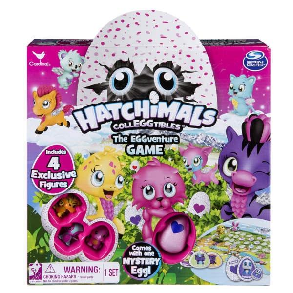 Hatchimals Spiel