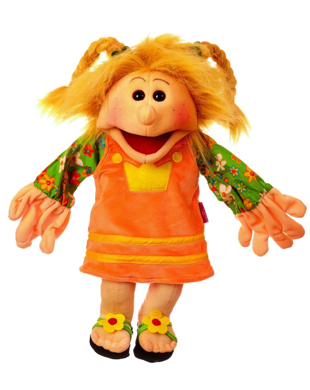 Living Puppets W138 Kleine Jenny Handpuppe