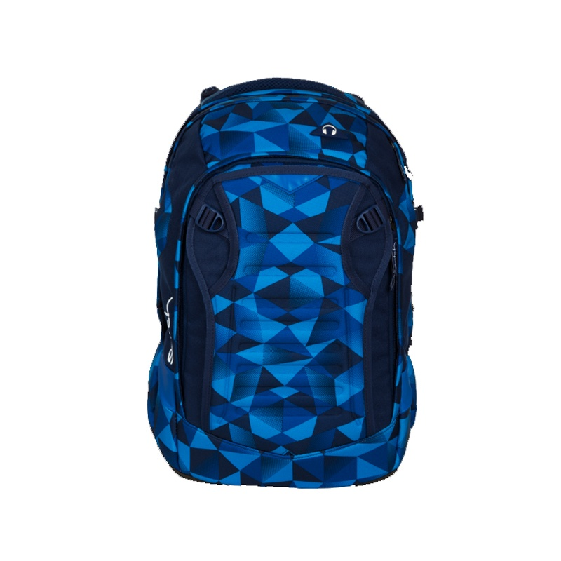 Ergobag Satch Match facelift Schulrucksack Blue Crush