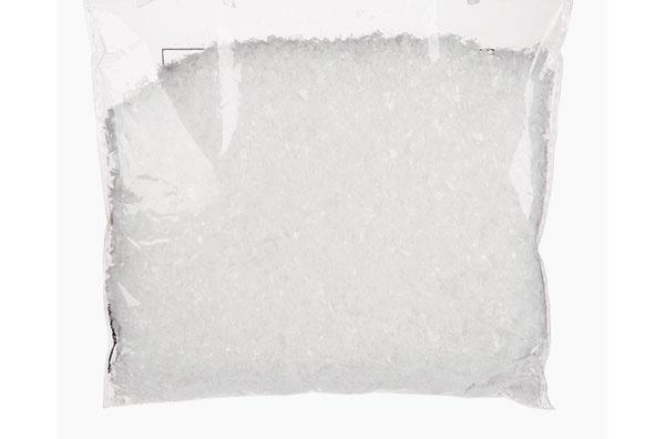Deko-Schnee weiß