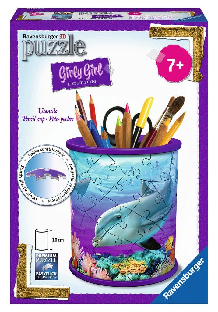 Puzzle Utensilo Unterwasserwelt