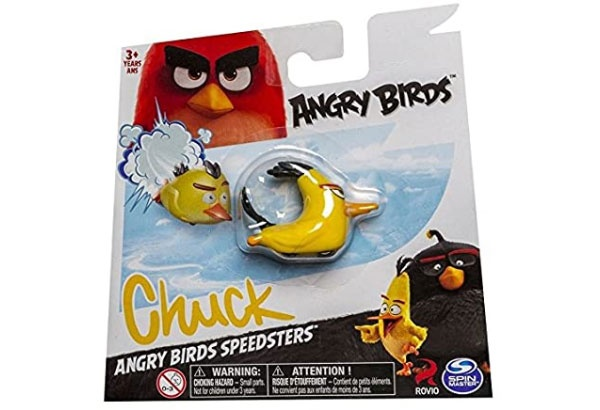 Angry Birds Speedsters Chuck