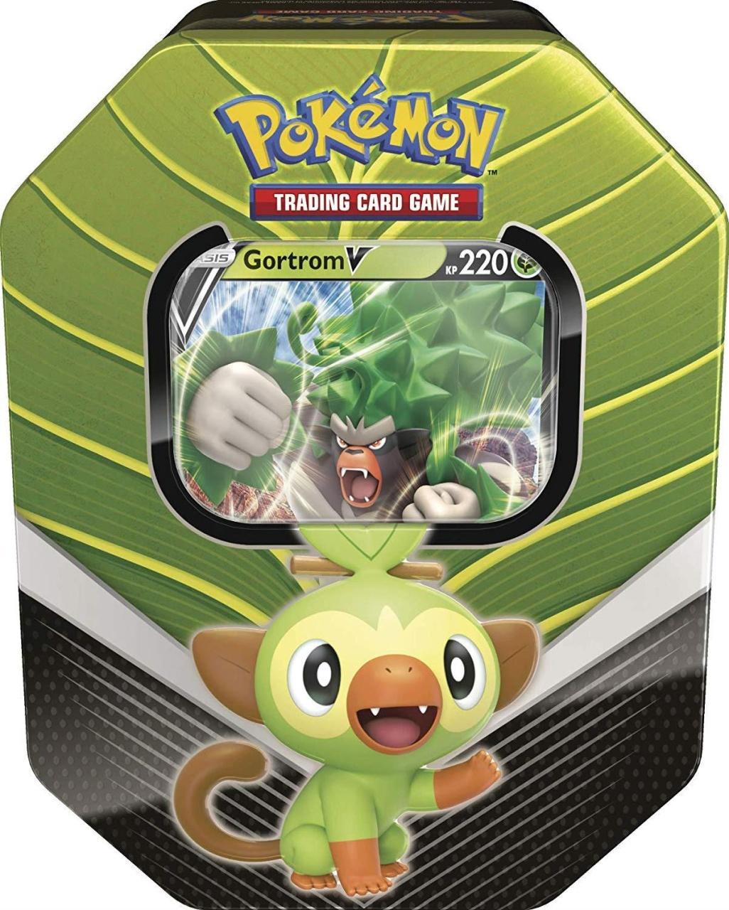 Pokemon Tin-Box 82 Gortrom
