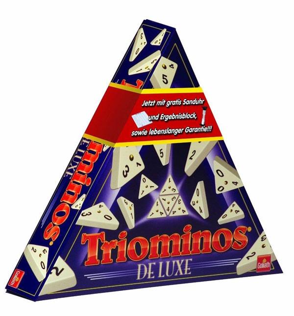 Triominos Deluxe von Goliath