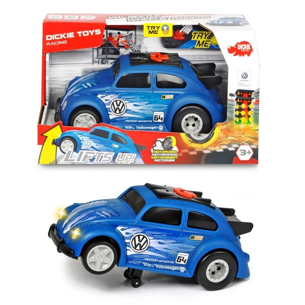 Dickie Toys VW Beetle- Wheelie Raiders