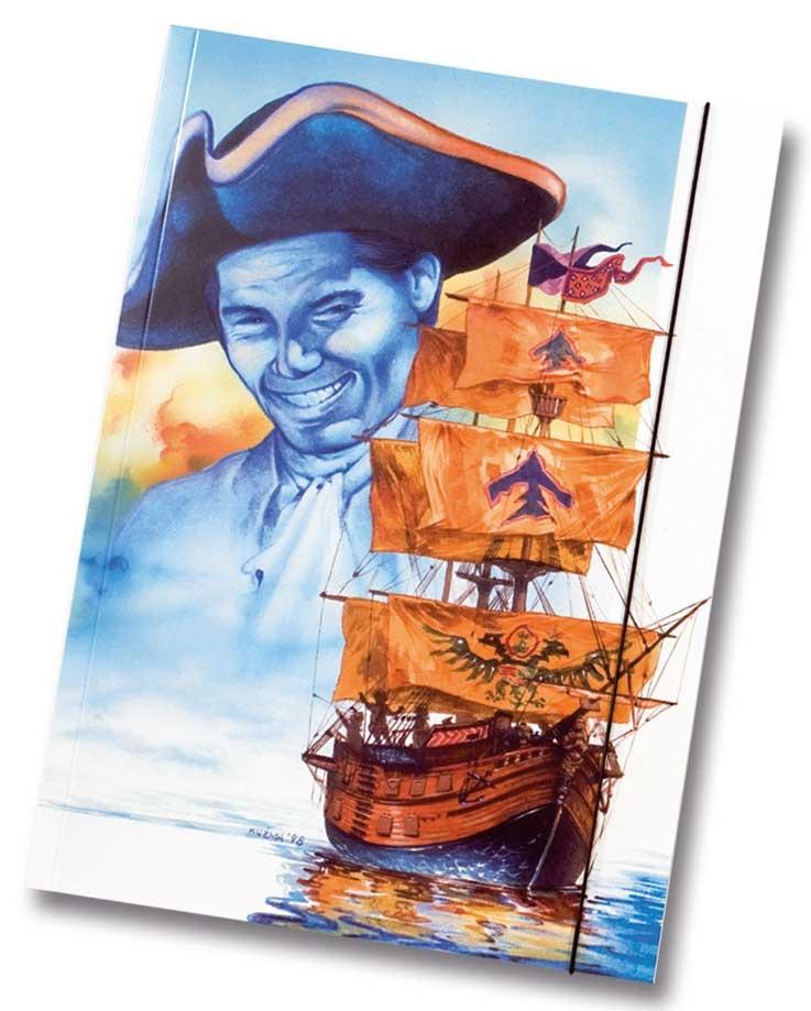 Sammelmappe A3 Pirat
