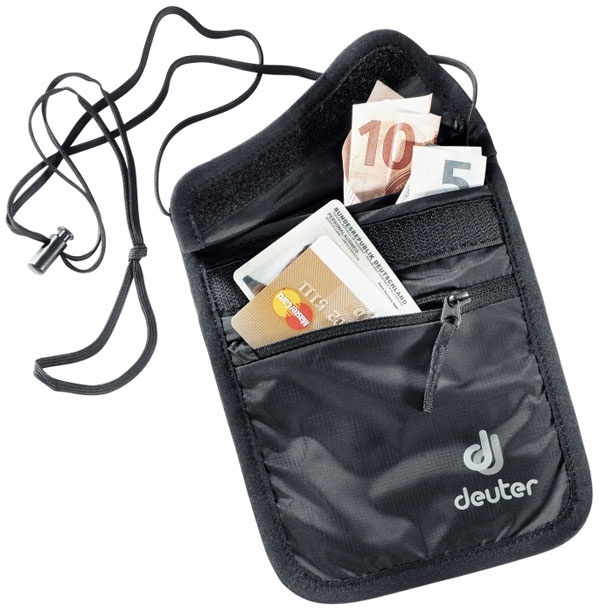 Deuter Security Wallet II black