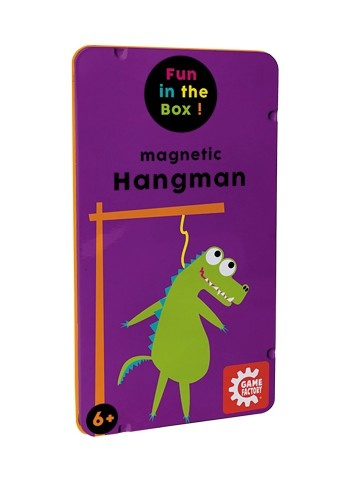 Reisespiel Hangman magnetisch