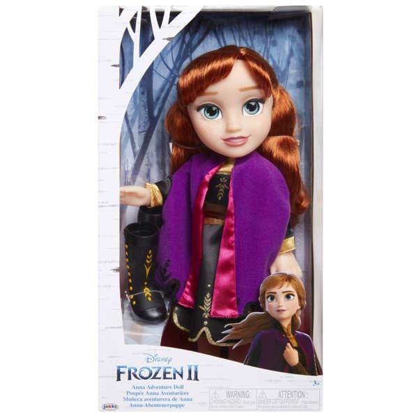 Die Eiskönigin Frozen II Anna auf Reise