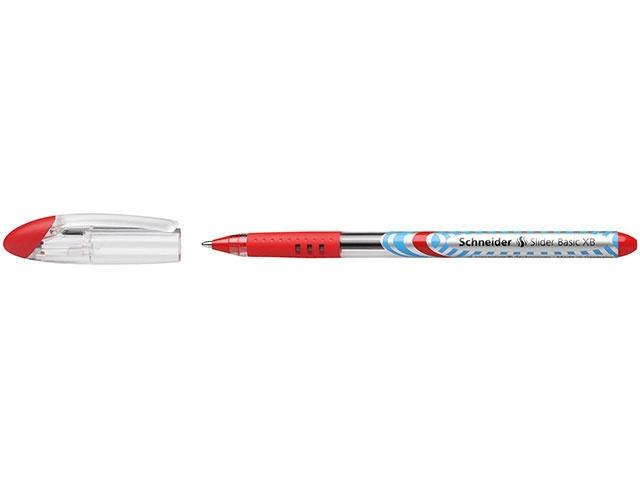 Kugelschreiber Slider Basic XB rot