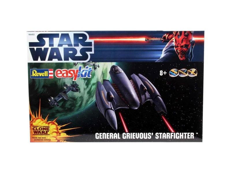 Revell 06682 Star Wars Grievous´Fighter 1:32