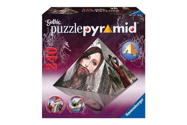 Ravensburger Puzzlepyramide Verborgene Sehnsucht