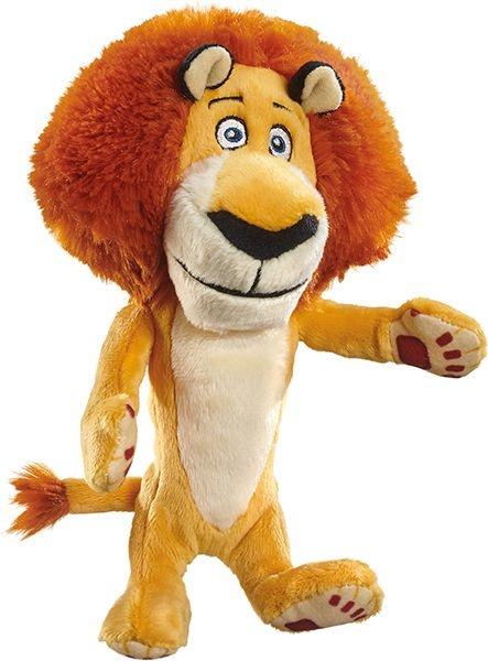 Schmidt Spiele Plüschfigur Madagascar Löwe Alex 18 cm