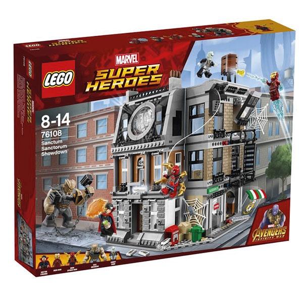 Lego Super Heroes 76108 Sanctum Sanctorum