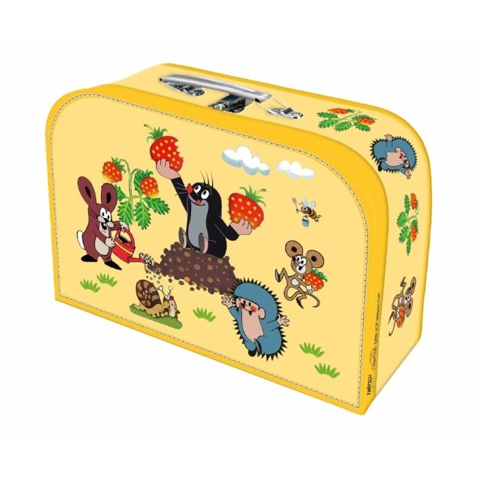 Der kleine Maulwurf Kinderkoffer 24 x17 cm