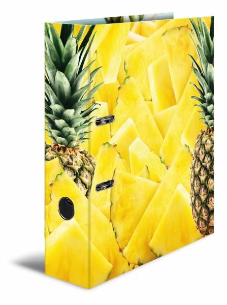 Herma Motivordner A4 Ananas