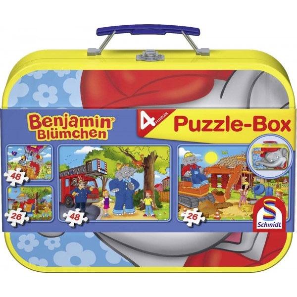 Puzzle Puzzle-Box Benjamin Blümchen