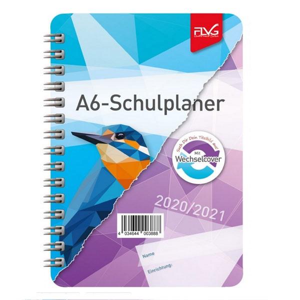 FLVG Gymnasial-, Schul- und Studienplaner 2020/2021 (A6)