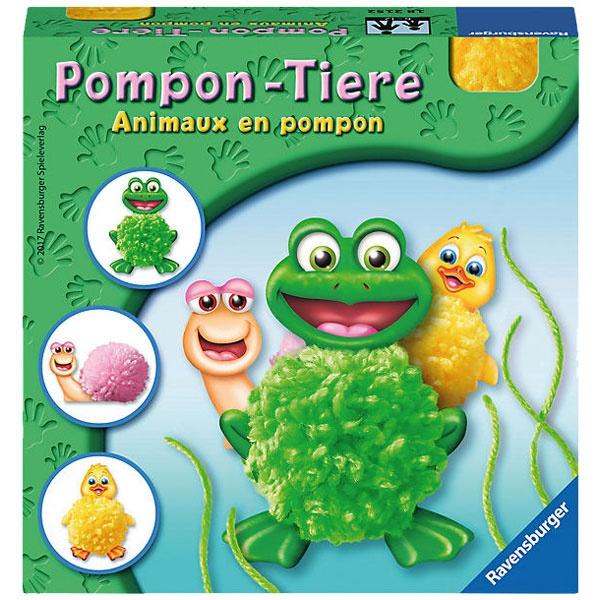 Ravensburger Pompon-Tiere
