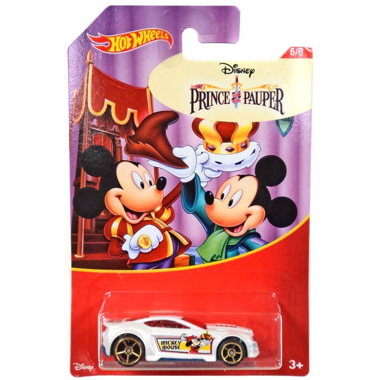 Hot Wheels Mickey Mouse Twister