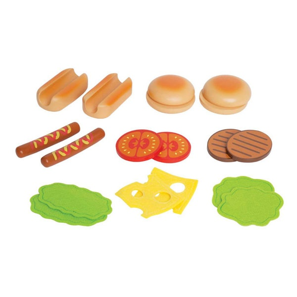 Hape Hamburger & Hotdogs