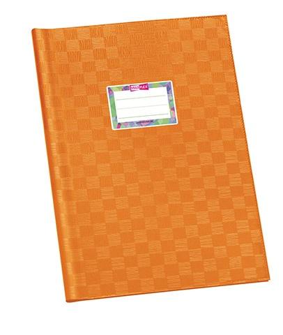 Hefthülle A4 orange gedeckt