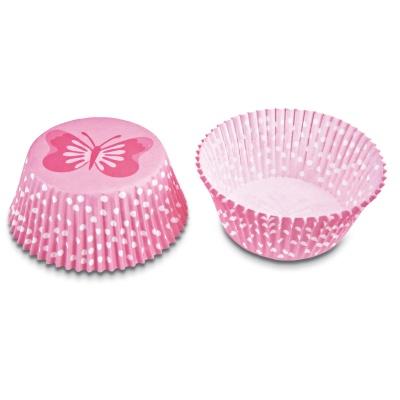 Muffinförmchen Schmetterling maxi