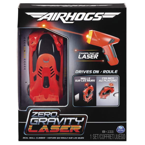 Air Hogs Zero Laser Gravity Drive Airhogs