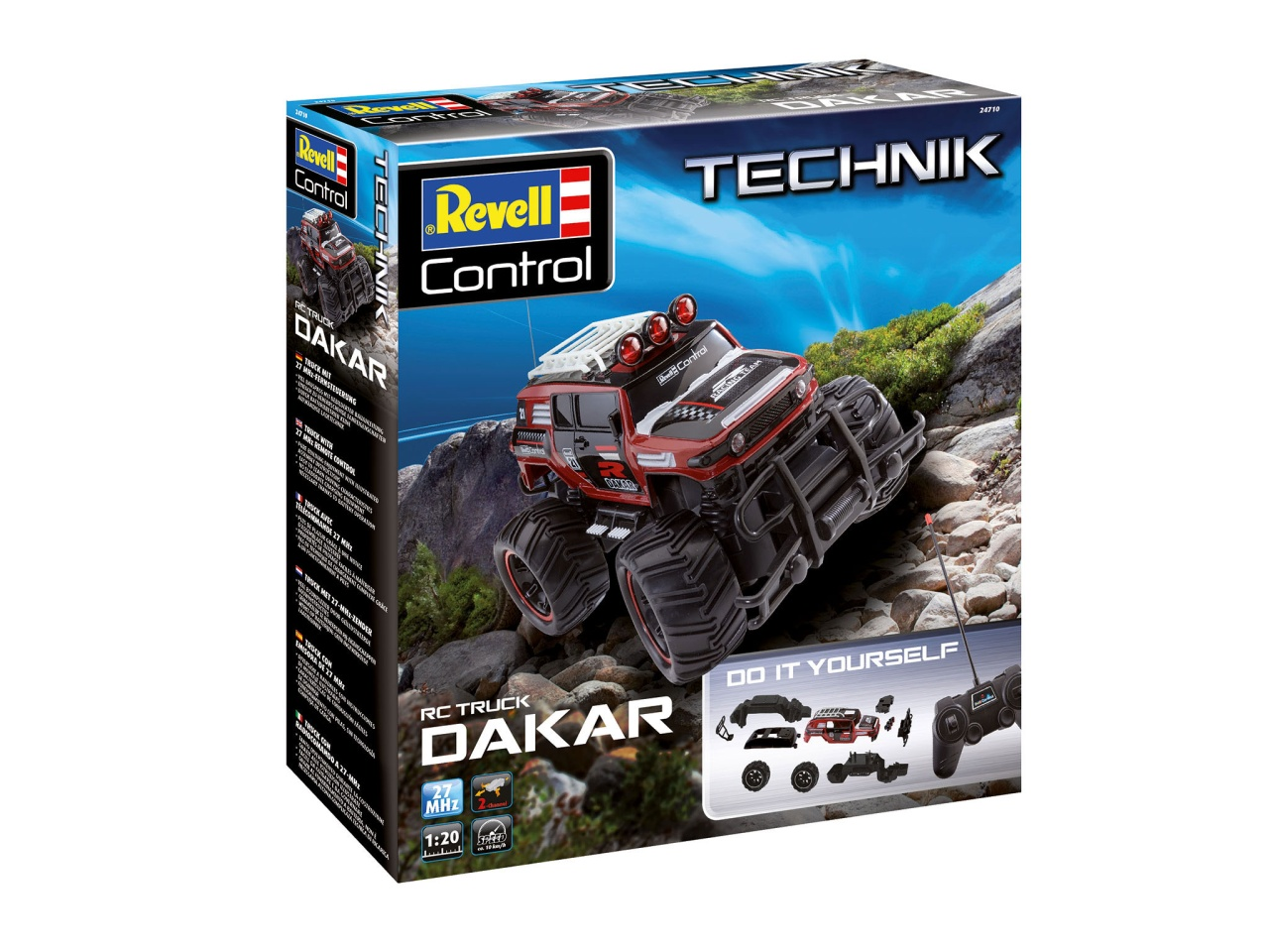 RC Truck Dakar