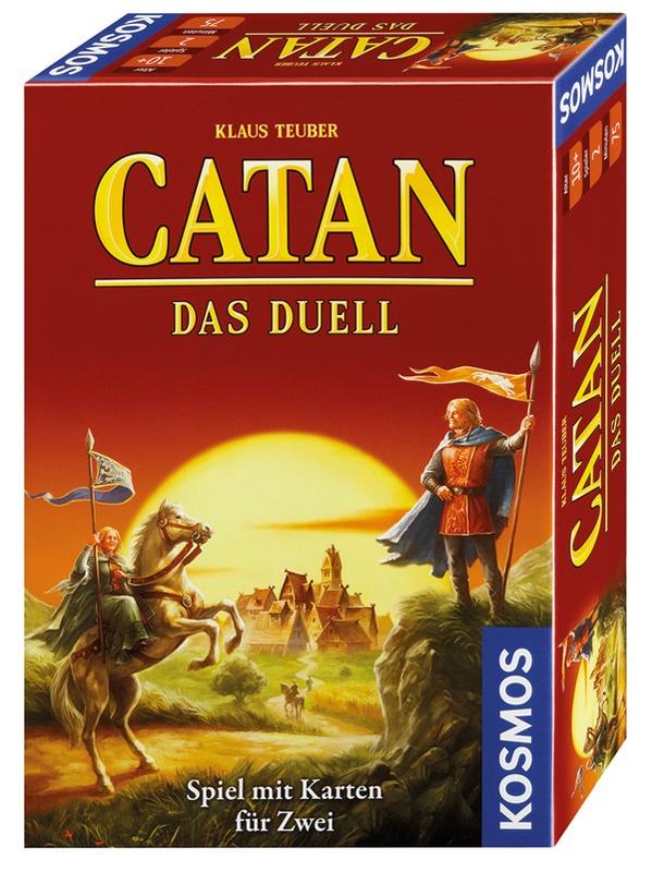 Catan - Das Duell (Spiel für 2)