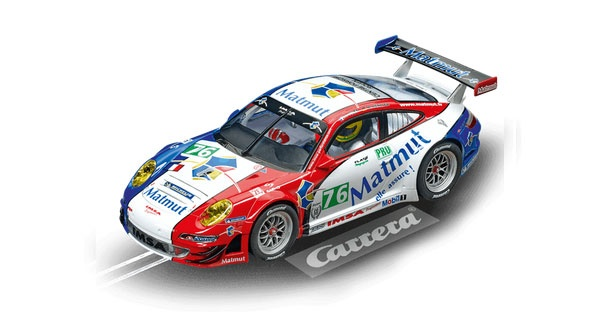 Carrera Digital 124 Porsche 911 GT3 RSR IMSA Performance
