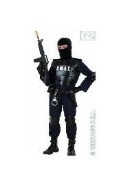 Kostüm SWAT Special Force 128