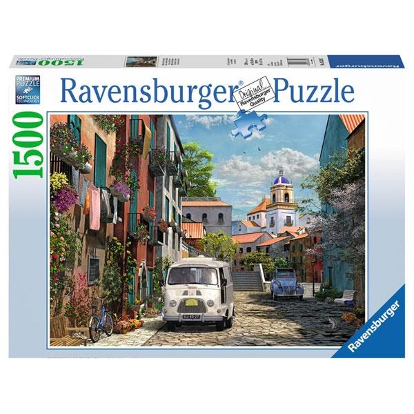 Ravensburger Puzzle Idyllisches Südfrankreich 1500 Teile