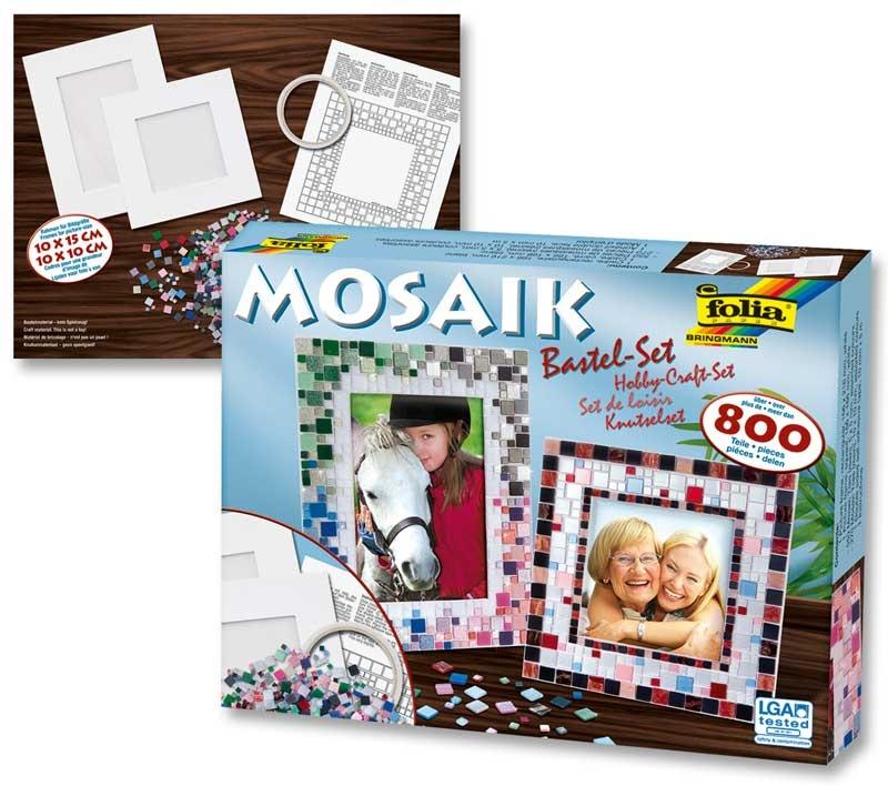 Folia Mosaik-Bastelset