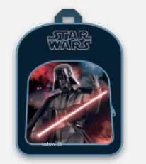 Star Wars Rucksack mit Fronttasche