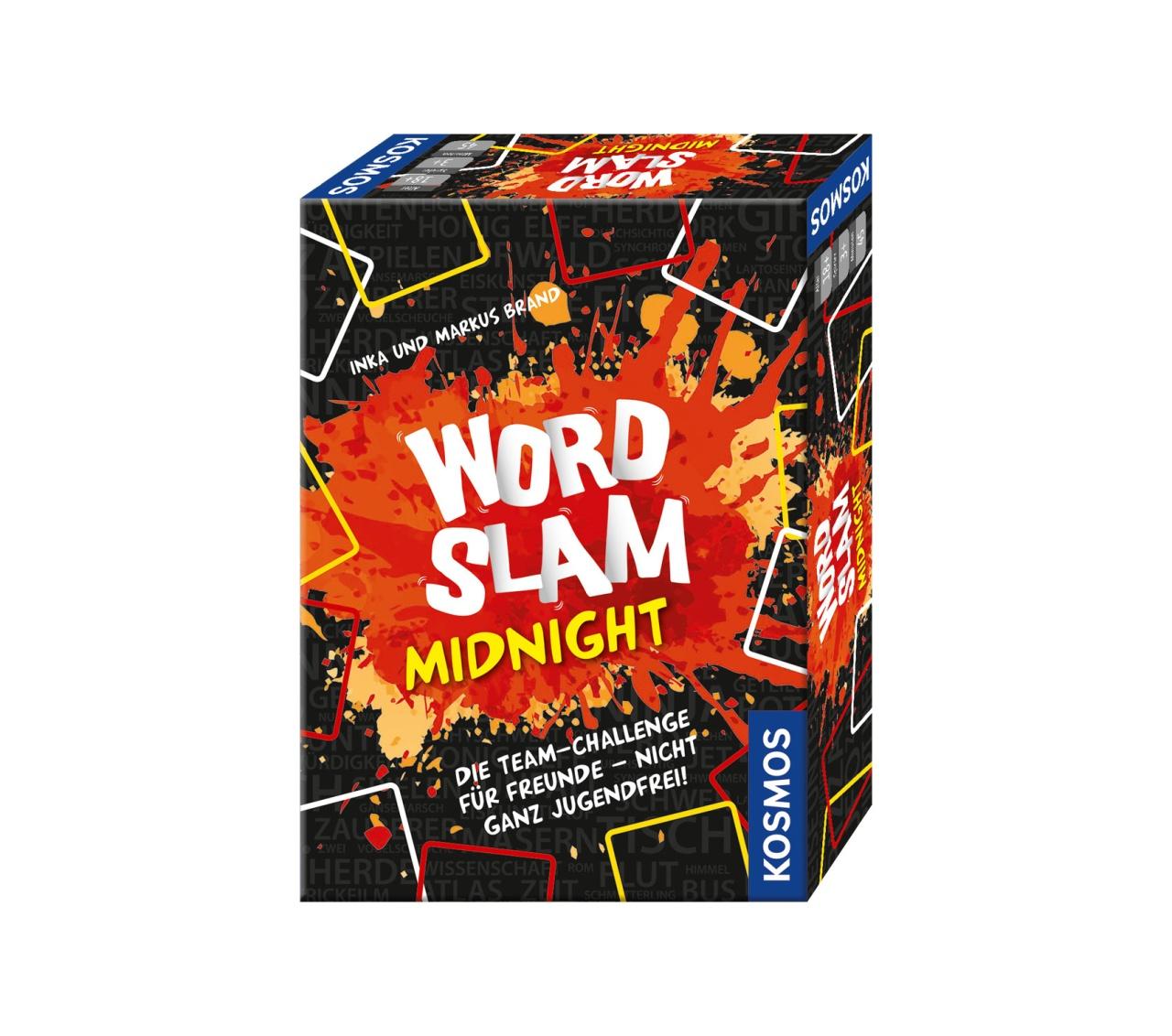 World Slam Midnight Spiel von Kosmos