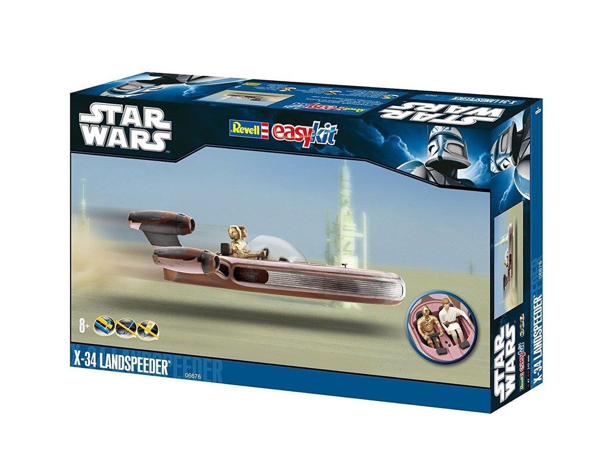 Revell 06676 Star Wars X-34 Landspeeder
