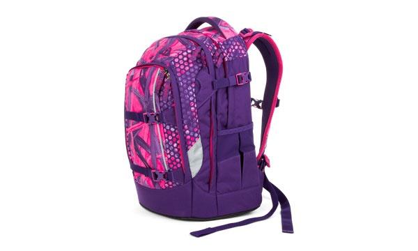 Ergobag satch Pack Schulrucksack Candy Lazer