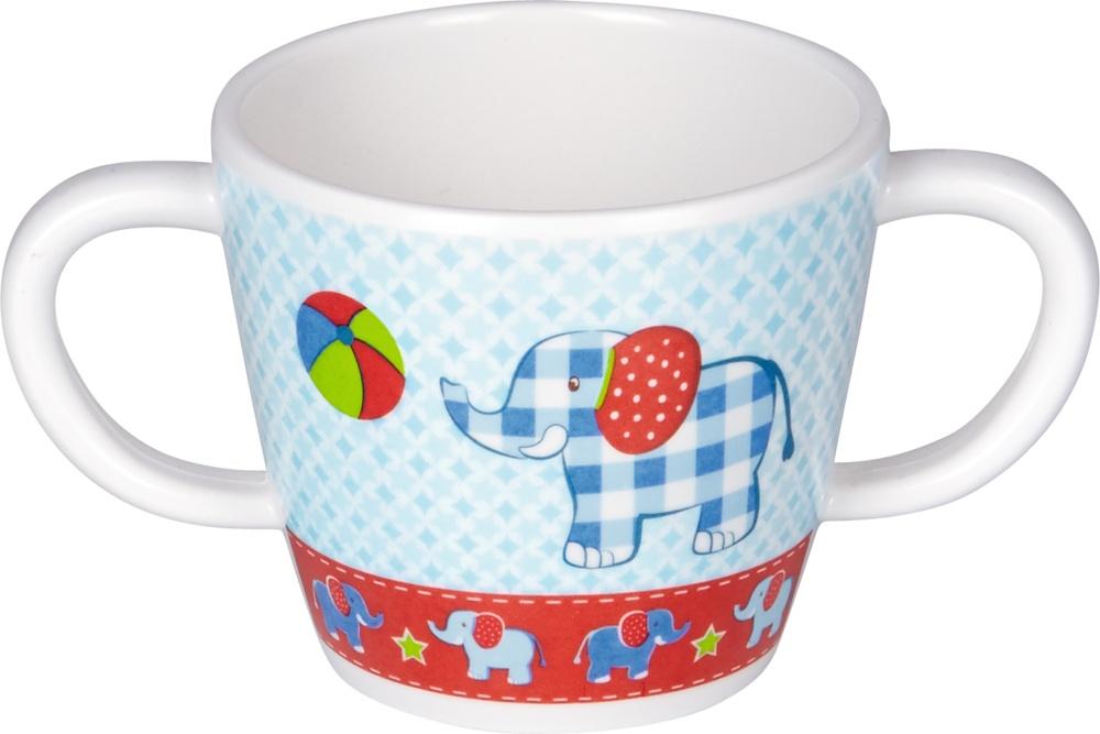 Spiegelburg BabyGlück Melamin-Tasse Elefant