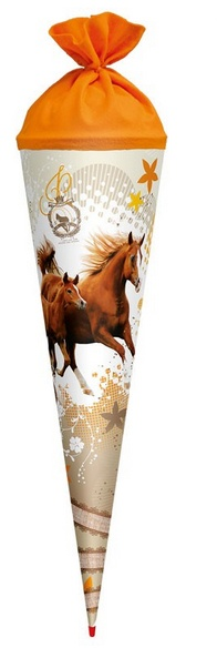Roth Schultüte Pferdeglück 70 cm