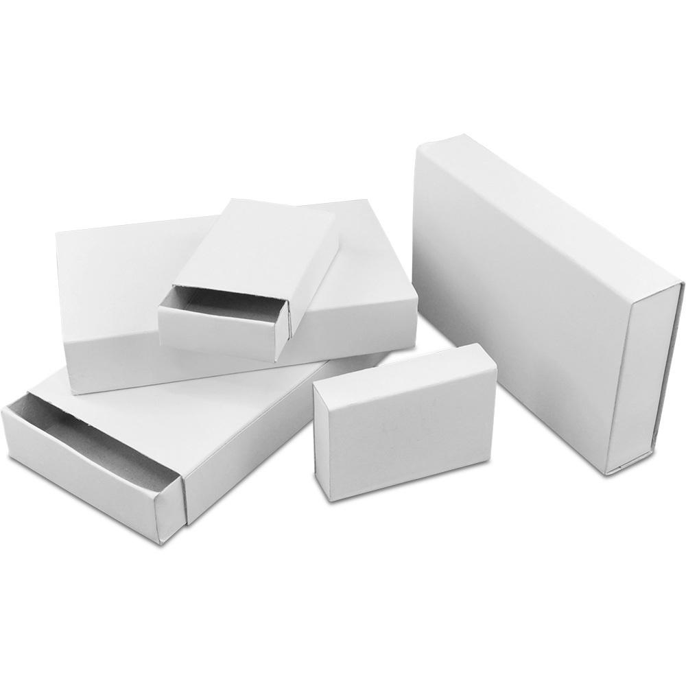 Bastel-Streichholzschachteln 12 Stück