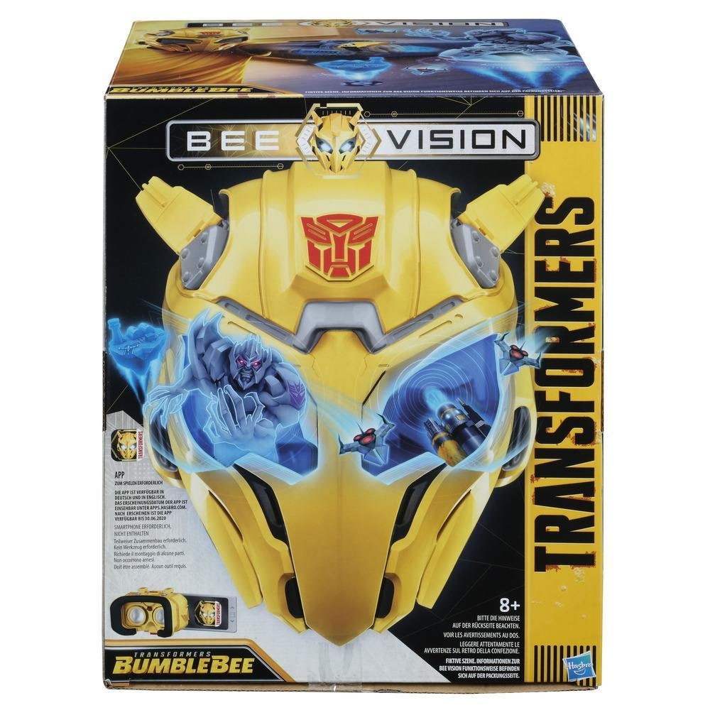 Transformers Bee Vision
