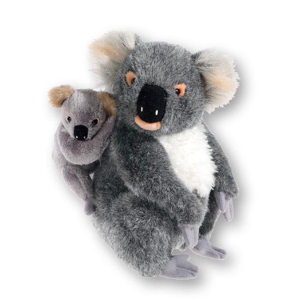 Plüschtier Mi Classico Koala Bär mit Baby