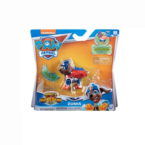 Paw Patrol Mighty Pups Zuma Action Pack