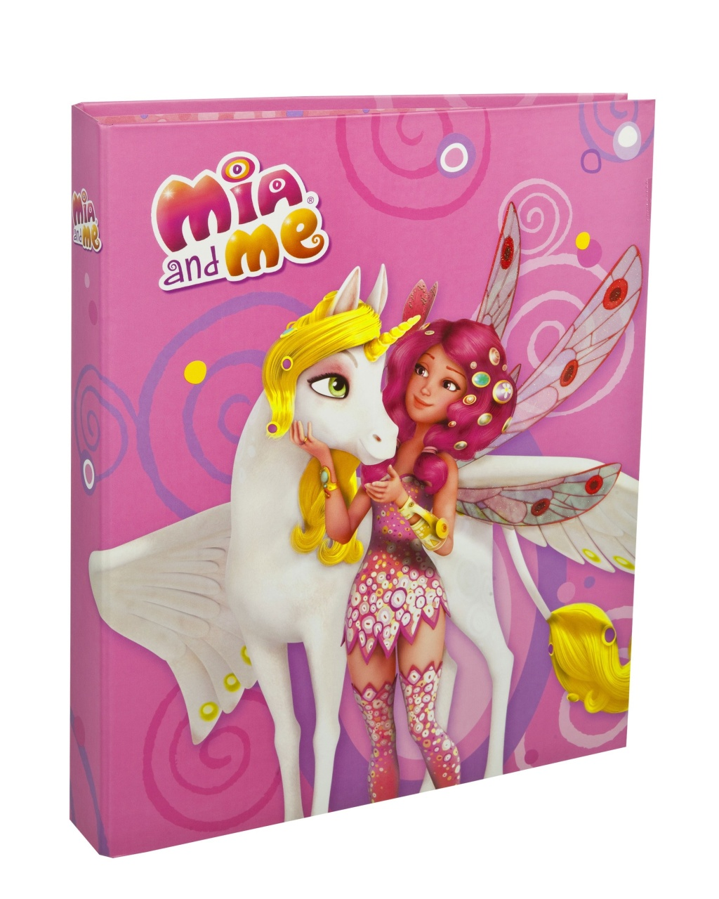 Mia and Me Ringbuch A4