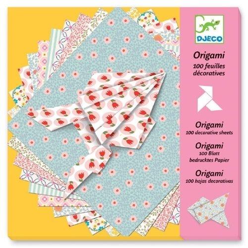 Djeco Bastelset Origami Papier