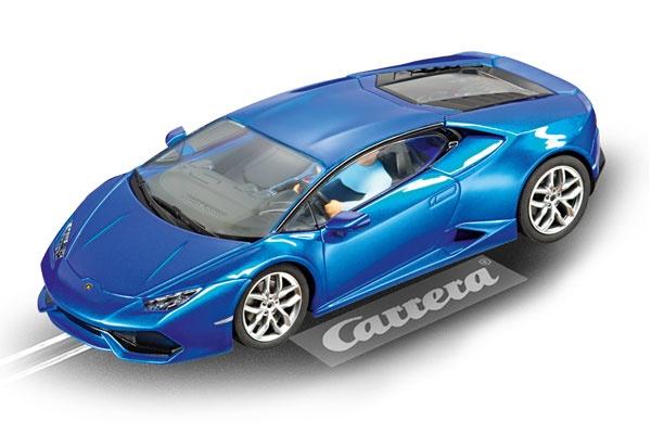 Carrera Digital 132 Lamborghini Huracán LP 610-4 blau